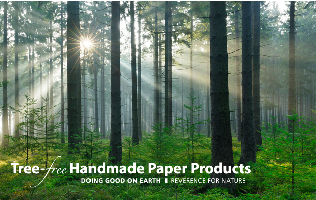 Tree-free Handmade Paper Products